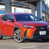 レクサス UX200 F SPORT…和デザインも取り入れた新・主力SUV[詳細画像]