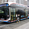 京急バス、燃料電池バスSORAを公開---3月1日から東京お台場地区で運行開始