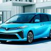 トヨタ エスティマ、ついにモデルチェンジへ…燃料電池車として2020年発表か