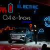 アウディの電動SUV第2弾『Q4 e-tron』、航続450km以上…ジュネーブモーターショー2019