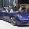 ポルシェ 911カブリオレ 新型、450馬力のオープンスポーツ…ジュネーブモーターショー2019