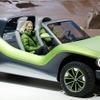 VW、伝説のバギーをEVで50年ぶりに復活…ジュネーブモーターショー2019[詳細画像]