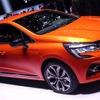 ルノー クリオ 新型、新開発ハイブリッドは最大4割燃費向上…ジュネーブモーターショー2019