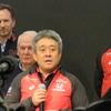 【ホンダF1】マネージングディレクターとなる山本雅史氏が新季に向けて決意表明…「まずは1勝を」