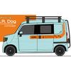 災害救助犬向け N-VAN コンセプトモデル、ホンダアクセスが展示予定…インターペット2019