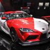 トヨタ GRスープラ GT4コンセプト が見せるカスタムの可能性…ジュネーブモーターショー2019[詳細画像]