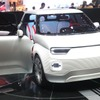 フィアット『チェントヴェンティ』、小型EVはカスタマイズ自在…ジュネーブモーターショー2019