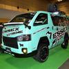 まだある! トヨタ ハイエース をどうカスタマイズするか…大阪オートメッセ2019[詳細画像]