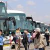 富士急バスフェスタ開催、ミステリーツアーやバス放出品販売など 3月24日