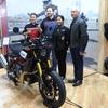 インディアンモーターサイクル、FTR1200 を日本初公開…東京モーターサイクルショー2019