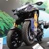 ヤマハ、ナイケンGT や YZF-R25など 最新モデルを一般公開…東京モーターサイクルショー2019