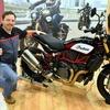 「乗り手を選ばぬオールマイティな1台に」インディアン FTR1200 開発者インタビュー…東京モーターサイクルショー2019