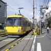 東急世田谷線がすべて再生可能エネルギーによる運行に…CO2排出ゼロ電車 3月25日スタート