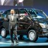 MGが11人乗りバン『V80』を発表、大幅なディスカウントも…バンコクモーターショー2019