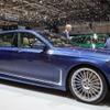 BMW 7シリーズ 改良新型に早くもアルピナ、巨大グリルに608馬力…ジュネーブモーターショー2019