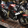 堂々の主役と特別出演、MVアグスタの2台…東京モーターサイクルショー2019[詳細画像]