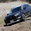 【トヨタ RAV4 新型 オフロード試乗】好みとステージで選びたい、3タイプの4WD…片岡英明