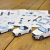 共同開催イベント「Car Cafe」で マツダ車のペーパークラフトを配布…筑フェス2019