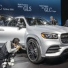 メルセデスベンツ GLS 新型、目指したのは「SUVの Sクラス」…ニューヨークモーターショー2019