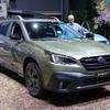 スバル アウトバック 新型、SUVテイストより強く進化…ニューヨークモーターショー2019[詳細画像]