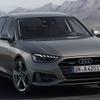 アウディ A4 改良新型、表情変化してマイルドハイブリッド採用 欧州発表