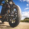 【メッツラー クルーズテック 試乗】フルフェイスでハーレー!? イマドキのハイグリップ二輪タイヤ…青木タカオ