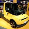 ルノー、ラストマイル配達想定の小型EV発表…航続150km