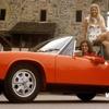 ポルシェ 914、デビュー50周年…VWと共同開発のミッドシップスポーツカー