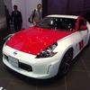 日産 フェアレディZ 生誕50周年記念車、予約注文開始 価格458万8920円より