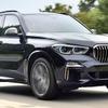 BMW X5 新型と X7 に頂点、「M50i」…530馬力のV8ツインターボ搭載