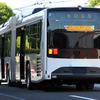 運転手異常時ブレーキ「3.2秒」を体感…国産初の連節バスに採用[動画]