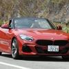 【BMW Z4 新型試乗】スープラとはまったく違う運転感覚…渡辺陽一郎