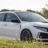 ホンダ シビックタイプR を400馬力に強化、ワンオフモデル発表