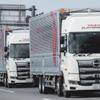 トラック隊列走行の公道実証、トンネルや夜間などの環境下で実施へ