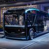 1台がバス、トラック、ゴミ収集車に変身---自動運転EVコンセプトをスカニアが発表[動画]