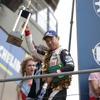 【ルマン24時間】2年連続優勝、世界王座獲得のトヨタ中嶋一貴…「可夢偉組との切磋琢磨を誇りに思う」