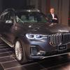 【BMW X7】日本法人社長「BMWで過去最大のXモデル」…全長5.165m