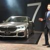 【BMW 7シリーズ 改良新型】V12新設定、高速渋滞時ハンズフリー機能も搭載