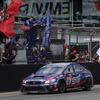 スバル WRX STI、過去最多の145周で2年連続6度目のクラス優勝…ニュル24時間