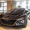 アストンマーティンが描く「電動車の未来」…イベントを開催、2台のEVを出展