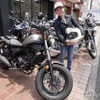 【国井律子の乗り物ダイアリー】初めてのレンタルバイク体験で「ホンダあるある」も…