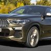 BMW X6 新型、SUVクーペが3世代目に…欧州発表