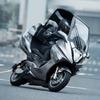 ADIVA、開閉式ルーフ付きEVスクーター「AD-4」を限定発売