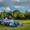 【鈴鹿サウンド・オブ・エンジン2019】F1史上初の6輪車「ティレル P34」、ピエルルイジ・マルティニ氏とともに登場決定