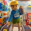 リアルとおもちゃをつなぐ…プラレールの改札が出現した京成立石駅