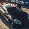 ポルシェのEV『タイカン』、最新プロトタイプが走行 9月に正式発表へ[動画]