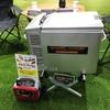 ハンディ蓄電池で6時間冷やせます! ENGELの冷蔵庫とホンダLiB-aid e500…東京キャンピングカーショー2019
