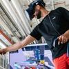 新型車の組み立て工程をVRでテスト…アウディのEVスポーツ