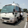 AI制御自動運転バスを埼玉工業大学が国内で初めて開発、年6台の販売をめざす