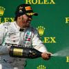 【F1 ハンガリーGP】ハミルトンが2ストップ作戦を決めて逆転勝利、今季8勝目
